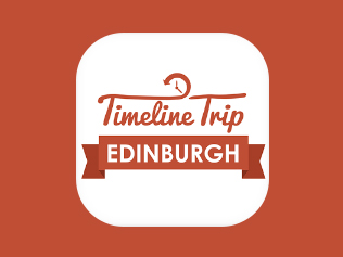 Timeline Trip Edinburgh
