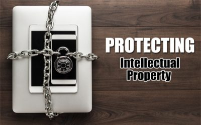 How tech companies protect intellectual property